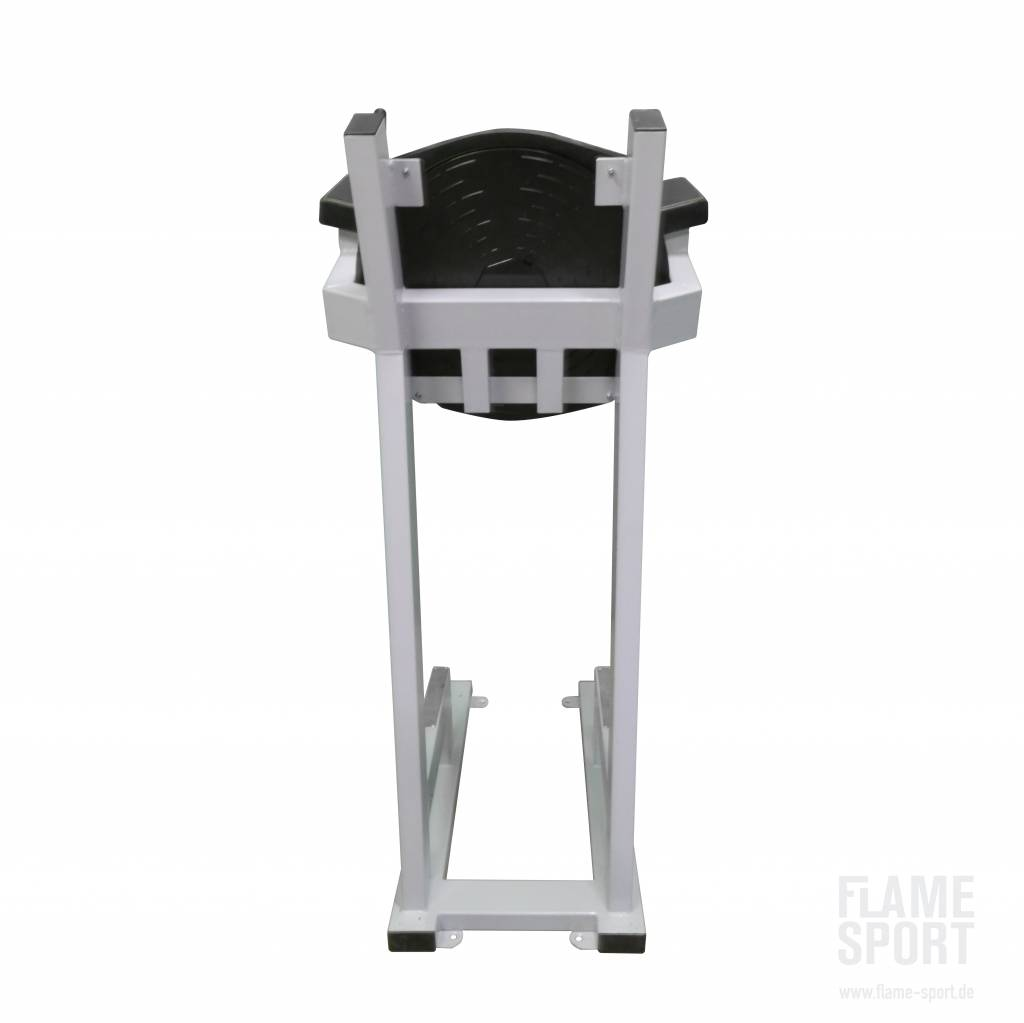 Knee Raise & Dip Station with special backrest padding (5KXX)