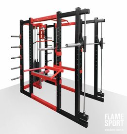 Multifunktionaler Power Rack (9B)