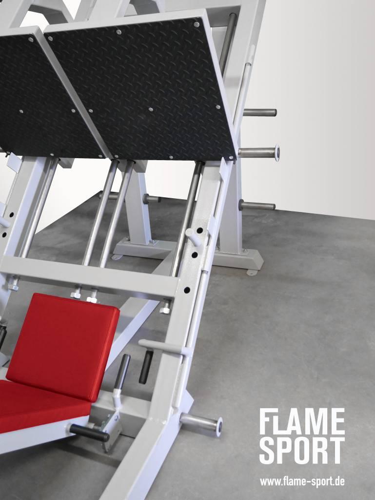 Beinpresse 45° mit trennbarer Plattform/ Dual (3DX)