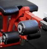 Beinstreck-/ Beinbeugemaschine (8M) mit Steckgewichten/ Multistation