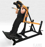 Front and Back Squat Machine (1R)