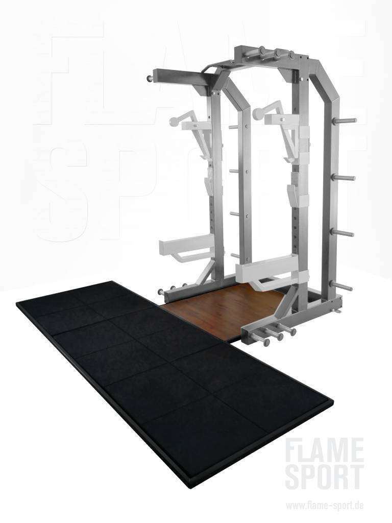 Ground Protection Platform - for power racks (4Y)