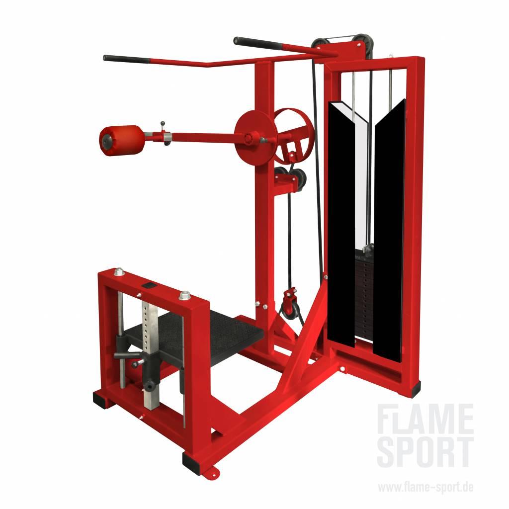 Kickmaschine Hüftpendel (4V)