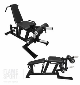 Leg Extension & Curl Machine (8MXX )