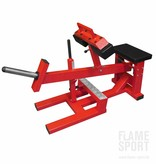 Seated Calf Raise Machine (1o) / Plate loaded