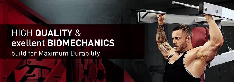 High Quality & exellent BIOMECHANICS