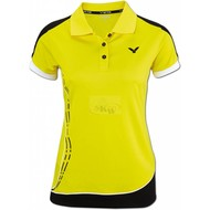 Victor Polo Function Female Yellow 6165