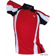 Victor Victor Polo Function Unisex Red 6833