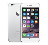 iphone 6 white zilver 64GB