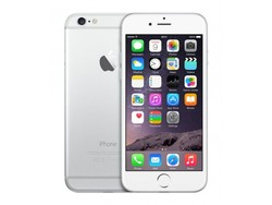 iphone 6 white zilver 16GB