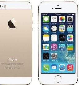 iphone 5s 64GB white gold nieuw