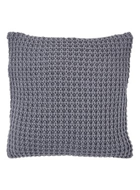 dutch decor sierkussens & plaids Kussenhoes  Edino 45x45 cm blauw