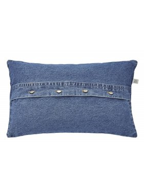Kussenhoes  Iggy 30x50 cm blauw