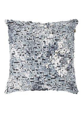 dutch decor sierkussens & plaids Kussenhoes  Jupiter 45x45 cm blauw