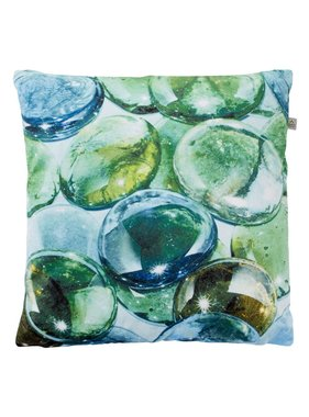 dutch decor sierkussens & plaids Kussenhoes  Mebo 45x45 cm groen
