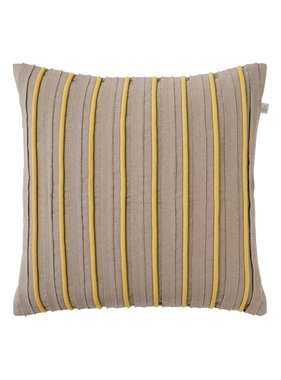 dutch decor sierkussens & plaids Kussenhoes  Medra 45x45 cm taupe