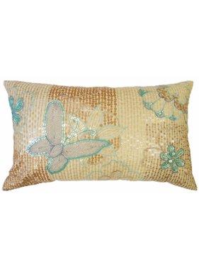 dutch decor sierkussens & plaids Kussenhoes  Papilio 30x50cm ivoor
