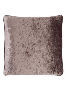 dutch decor sierkussens & plaids Kussenhoes  Senda 45x45 cm pruim