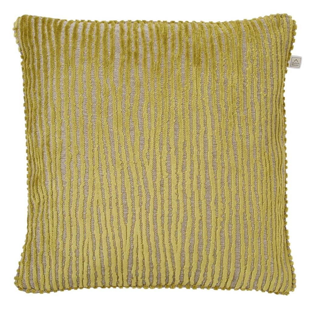 kussenhoes Sisus 45x45 cm lime
