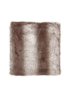 dutch decor sierkussens & plaids Plaid Waylon 130x180 cm taupe