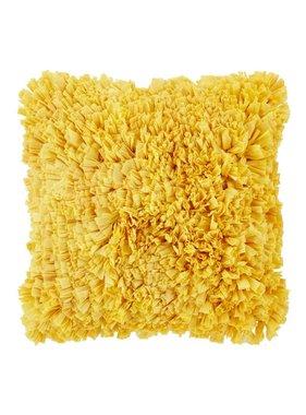 dutch decor sierkussens & plaids Sierkussen / sierkussens Romano 45x45 cm geel