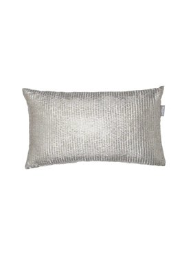 Walra Sierkussen / sierkussens Marit 30x50 cm grijs