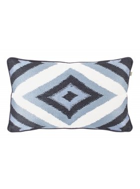 dutch decor sierkussens & plaids Kussenhoes  Insignia 30x50 cm blauw