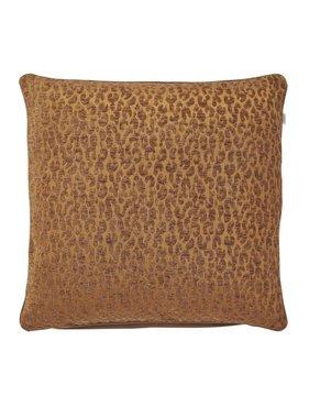 dutch decor sierkussens & plaids Kussenhoes  Ludwiga 45x45 bruin