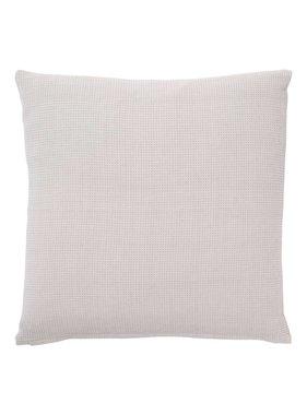 dutch decor sierkussens & plaids Kussenhoes  Trapico 45x45 cm licht grijs