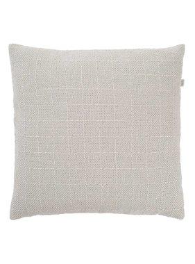 dutch decor sierkussens & plaids Kussenhoes  Waele 45x45 cm licht grijs