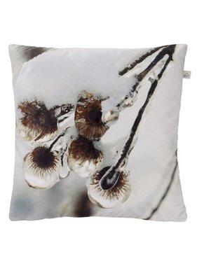 dutch decor sierkussens & plaids Kussenhoes Mirales 45x45 cm lgrijs