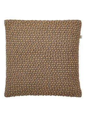 dutch decor sierkussens & plaids Kussenhoes Nathan 45x45 cm taupe
