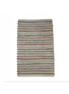 dutch decor sierkussens & plaids Vloermat Ranier 60x90 cm zand