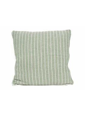 pt, Sierkussen / sierkussens Ease cotton jungle groen
