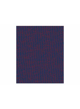 pt, Plaid Tuned Mesh 150 x 180 cm donker blauw, burgundy rood