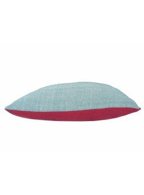 pt, Sierkussen / sierkussens Melange XL groen rood