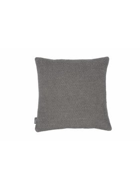Walra Sierkussen / sierkussens  Bauke 45x45 cm grijs