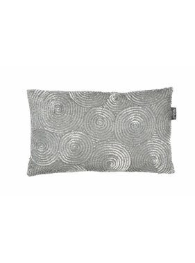 Walra Sierkussen / sierkussens  Dante 30x50 cm grijs