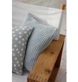 dutch decor sierkussens & plaids sierkussen Edin 45x45 cm Jade