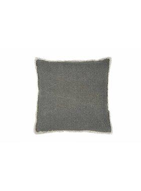Walra Sierkussen / sierkussens  Noor 50x50 cm grijs
