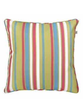 dutch decor sierkussens & plaids Tuinkussen  Sunny 45x45 cm streep kleur