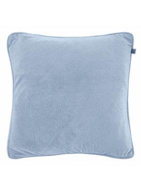 dutch decor sierkussens & plaids Sierkussen / sierkussens  Velvet 45x45 cm denim