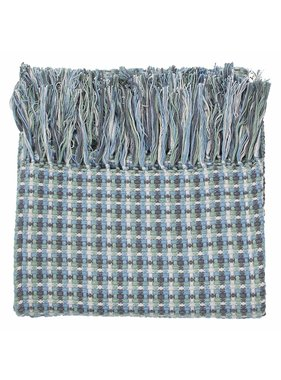 dutch decor sierkussens & plaids plaid Revo 130x180 cm multi