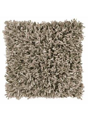 dutch decor sierkussens & plaids Kussenhoes Shannon 45x45 cm taupe