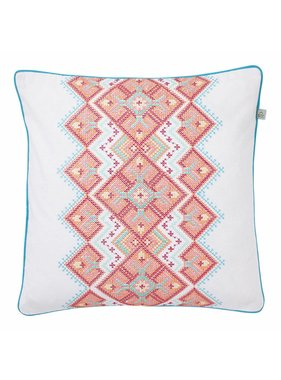 dutch decor sierkussens & plaids Kussenhoes Petro 45x45 cm aqua