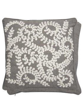 Clayre & Eef Sierkussen / sierkussens  Floral 1 45 x 45 cm