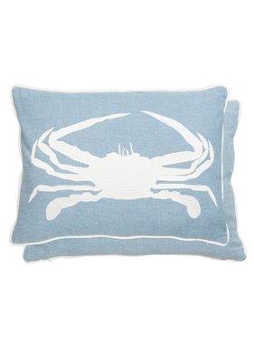 Clayre & Eef Sierkussen / sierkussens  Crab 2 35 x 50 cm