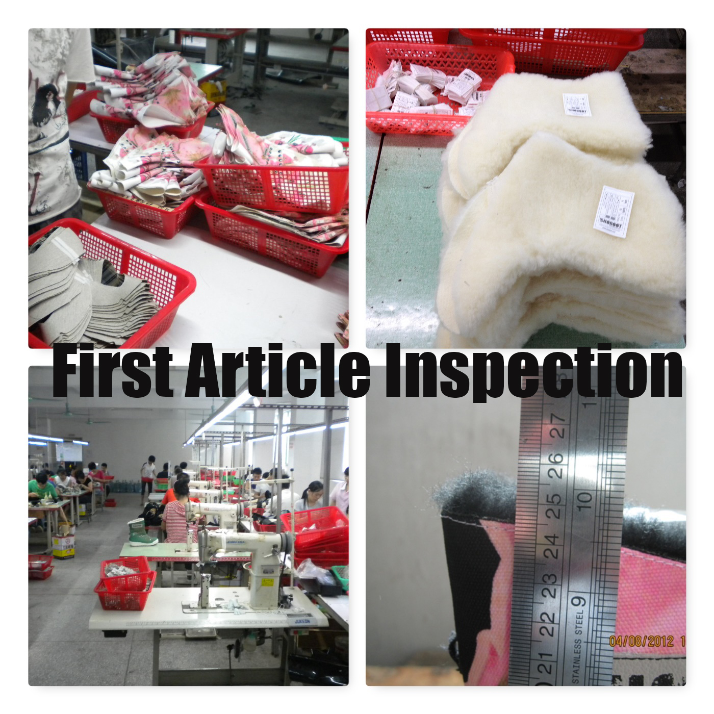First Article Inspection
