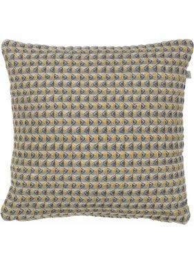 dutch decor sierkussens & plaids Sierkussen / sierkussens Aina 45x45 cm Mosterd