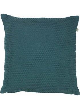 dutch decor sierkussens & plaids Sierkussen / sierkussens Fixa 45x45 cm Smaragd